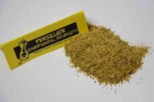 Persillade (champignons-escargots)