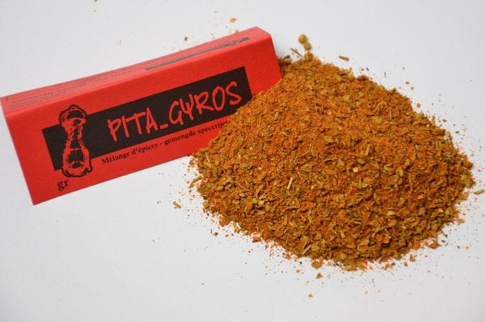 Pita-gyros