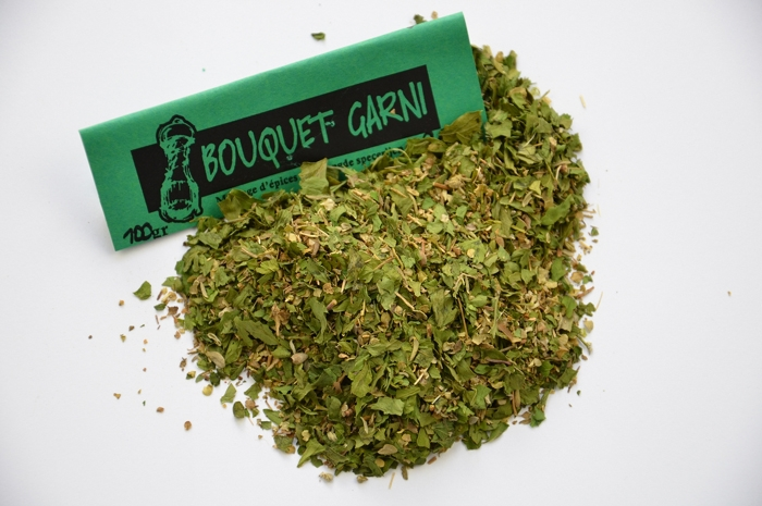 Bouquet garni en vente sur epices and love - Bouquet garni en cuisine ...