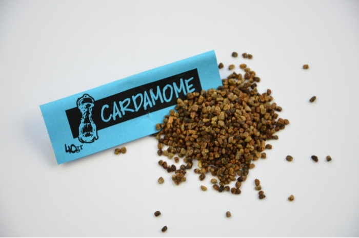 Cardamome grain