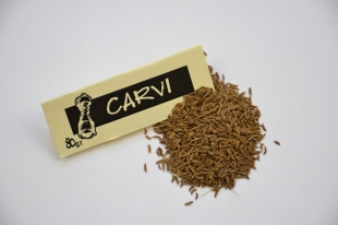 Carvi grains