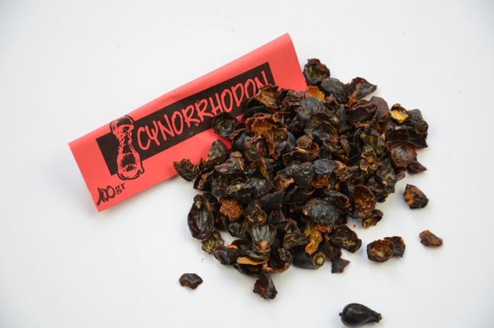 Cynorrhodon (églantier)