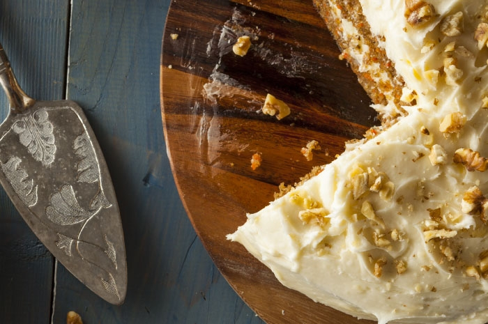 """Carrot cake recette """"Epices'n'Love"""""""
