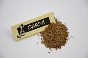 Carvi grains