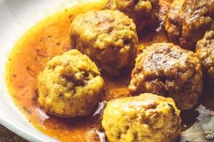 Croquettes de poulet sauce curry