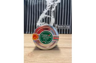Piment d'Espelette récolte 2018