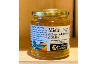 Miel à la fleur d'Oranger