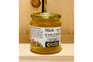 Miel à la fleur de Sulla